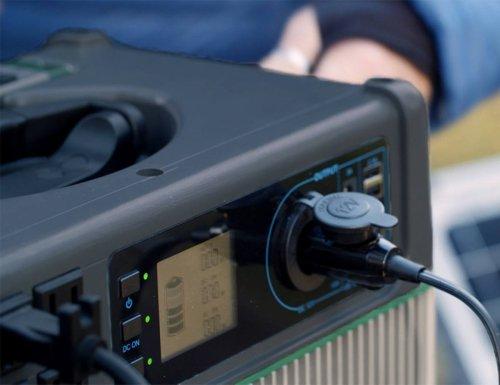 GRENGINE 1000 Eco-Friendly Portable Generator