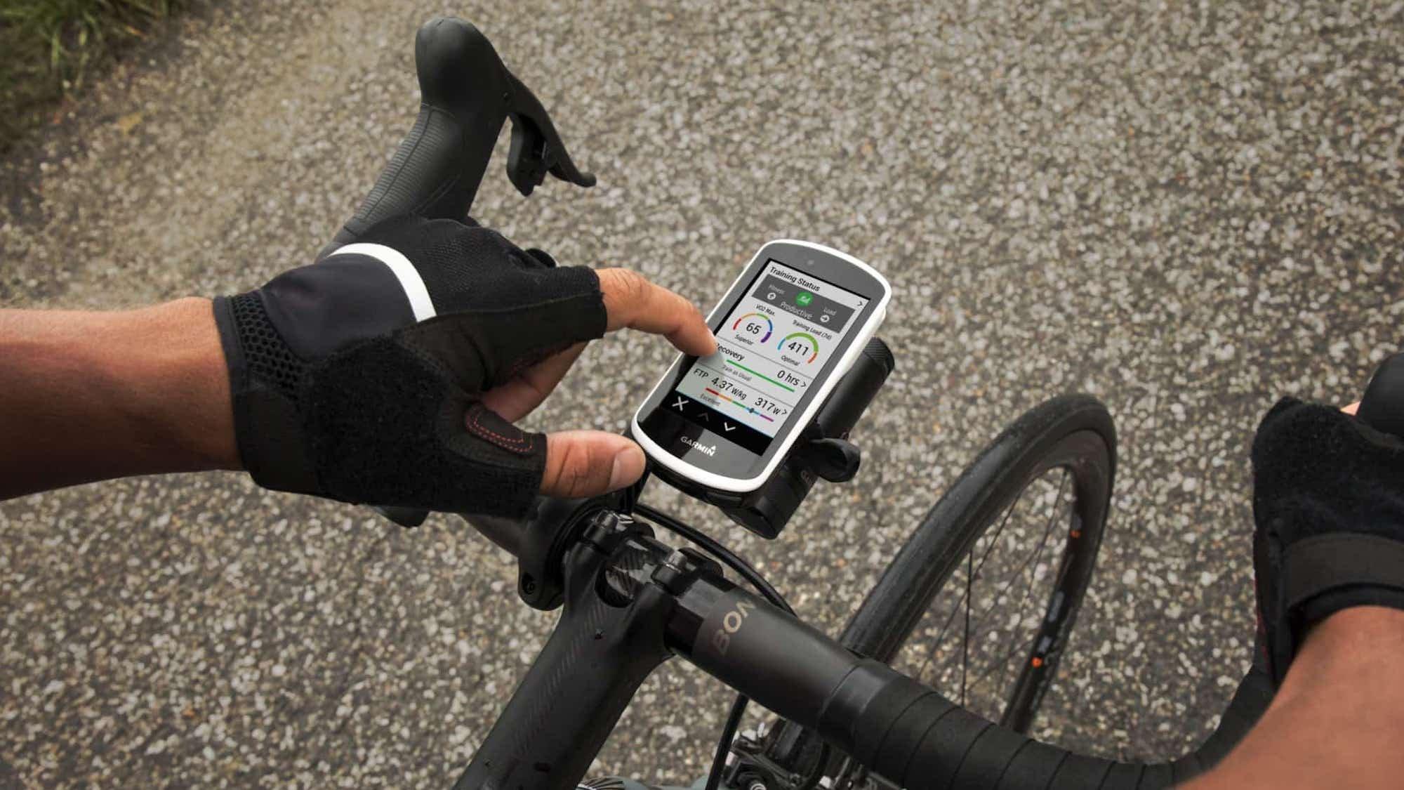 Garmin Edge 1030 Plus GPS bike computer will work great on your favorite remote trails