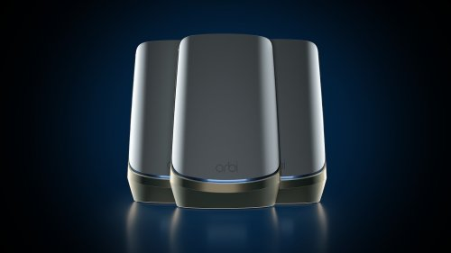 Netgear Orbi 960 Series Wi-Fi 6E routers provide combined Wi-Fi speeds of 10.8 Gbps