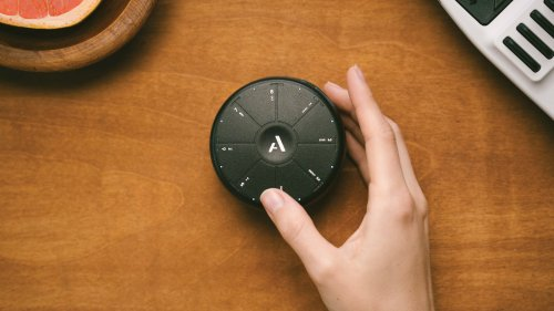 Artiphon Orba Handheld Musical Instrument is a synthesizer, looper, and controller in one