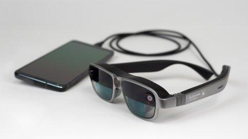 Qualcomm Snapdragon XR1 AR Smart Viewer Reference Design lets you distribute workloads