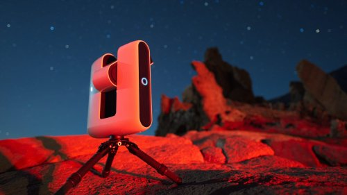 Vaonis Vespera lightweight telescope offers a new way to explore the universe