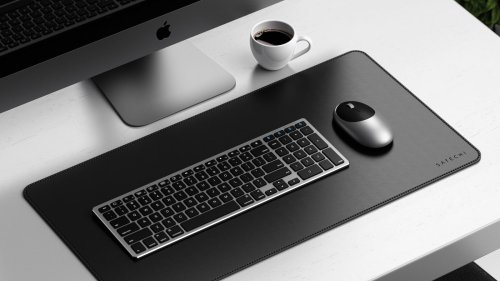 Satechi M1 wireless mouse for Mac features optical sensors & a 32′ Bluetooth range