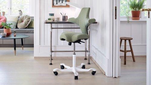 HÅG Capisco Chair ergonomic office seat provides active sitting options