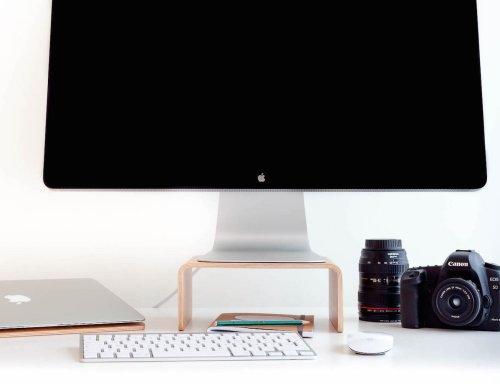 iMac & Display Stand