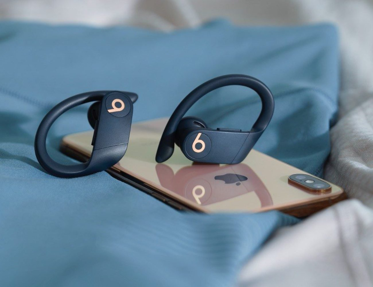 Beats by Dre Powerbeats Pro High-Performance Earphones will improve your workouts