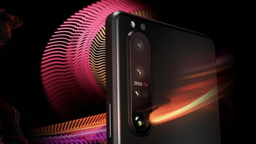 Sony Xperia 1 III Android 4K smartphone features a 120 Hz refresh rate & HDR OLED display