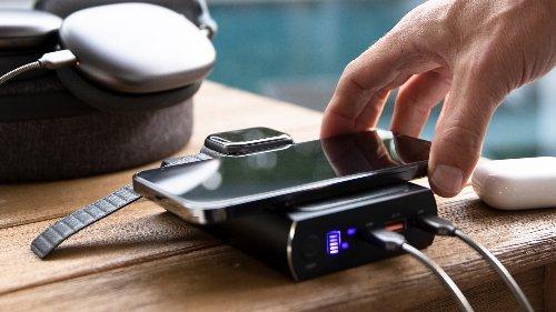 Intelli ScoutPro tiny power bank boasts 240 W and MagSafe compatibility