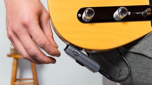 Fender Mustang Micro headphone amplifier offers 12 different effects combinations