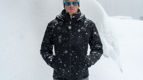 This eco-friendly outerwear keeps you warm without harming the environment