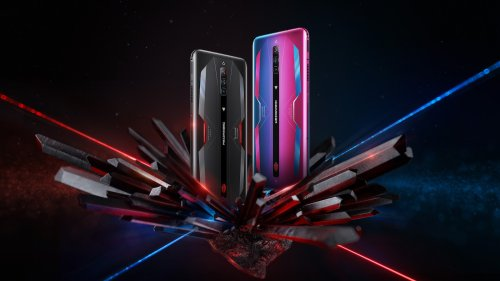 RedMagic 6 Series gaming phones feature a screen with a 165 Hz refresh rate