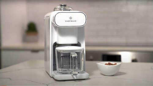 ChefWave Milkmade non-dairy milk maker only takes 15 minutes to work
