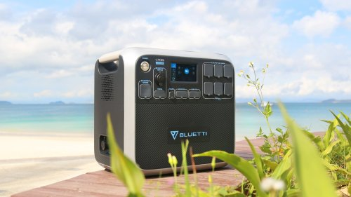 Bluetti AC200 Portable Solar Power Station offers 2,000 W for at home, outdoor, RV, and emergency use