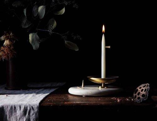 BEL 3rd Ritual Analog Meditation Candle