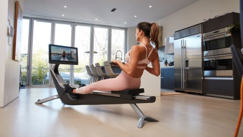 Hydrow connected rowing machine lets you join live classes