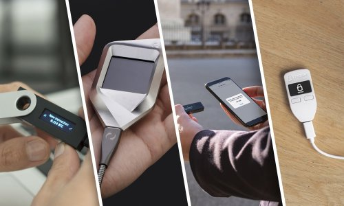 Take a look at the coolest cryptocurrency accessories of 2021 to keep your crypto secure