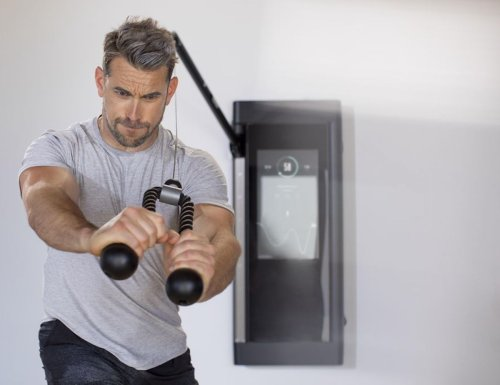 Tonal intelligent fitness system is the future of exercise