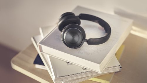 Bang & Olufsen Beoplay HX ANC headphones offer a 40-hour battery life & 40 mm drivers