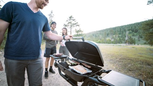 HitchFire Forge 15 car-mounted grill fits on your vehicle