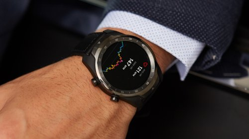 Mobvoi TicWatch Pro S smartwatch features built-in relaxing music to help you sleep