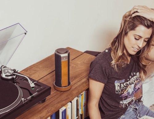 Cavalier Maverick Portable Alexa Speaker System