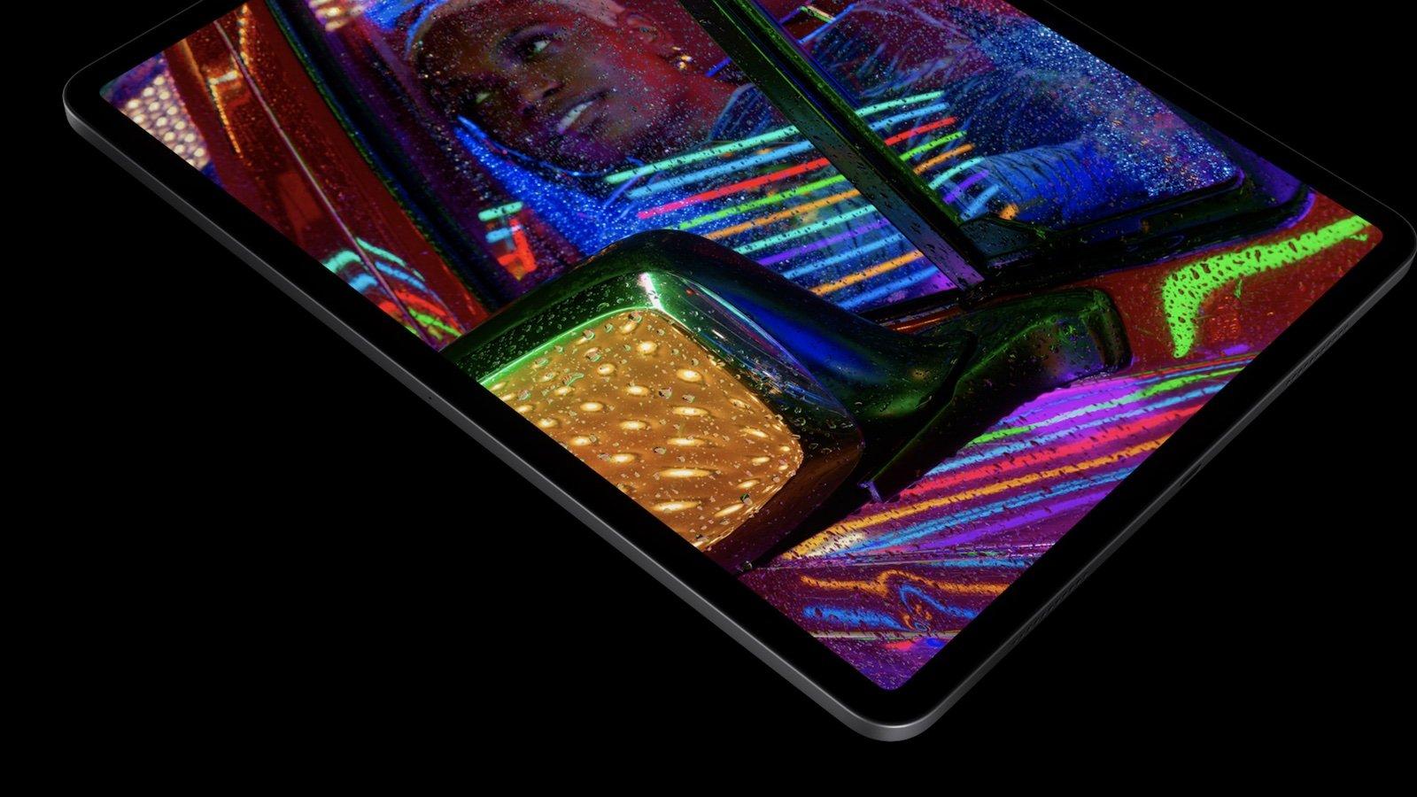 Apple iPad Pro 11-Inch with Liquid Retina Display has low reflectivity, True Tone, & more