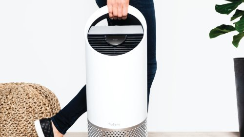 TruSens Z-2000 medium air purifier gives you accurate air quality readings