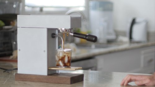 Osma Pro countertop brewer uses microcavitation to make cold brew coffee in 2 minutes