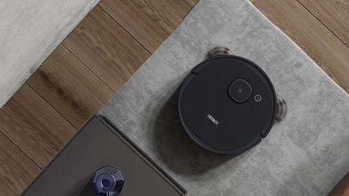 ECOVACS DEEBOT OZMO 920 intelligent robot cleaner gets to know your home's layout
