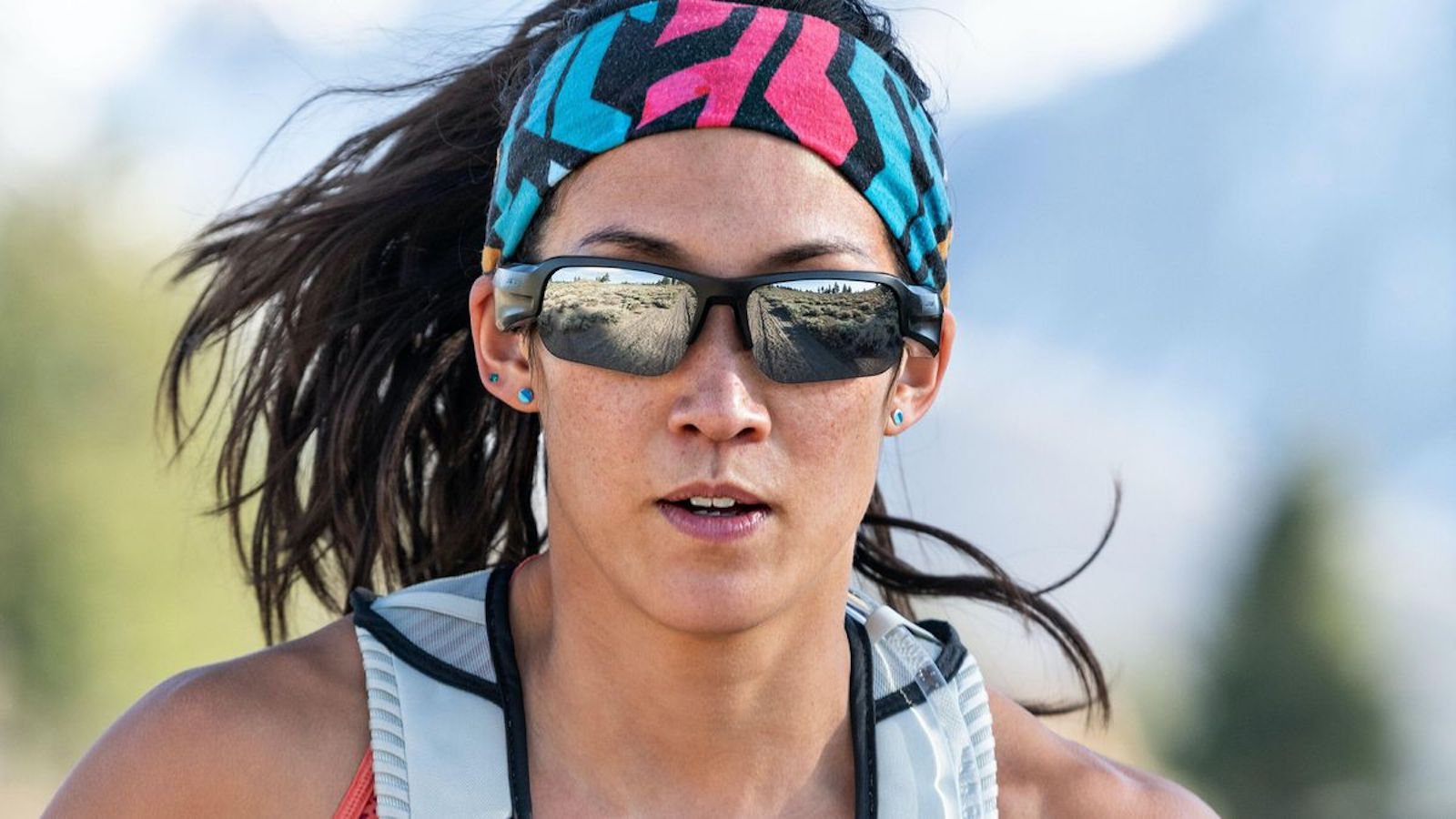 Bose Frames Tempo audio sunglasses feature two Bose speakers