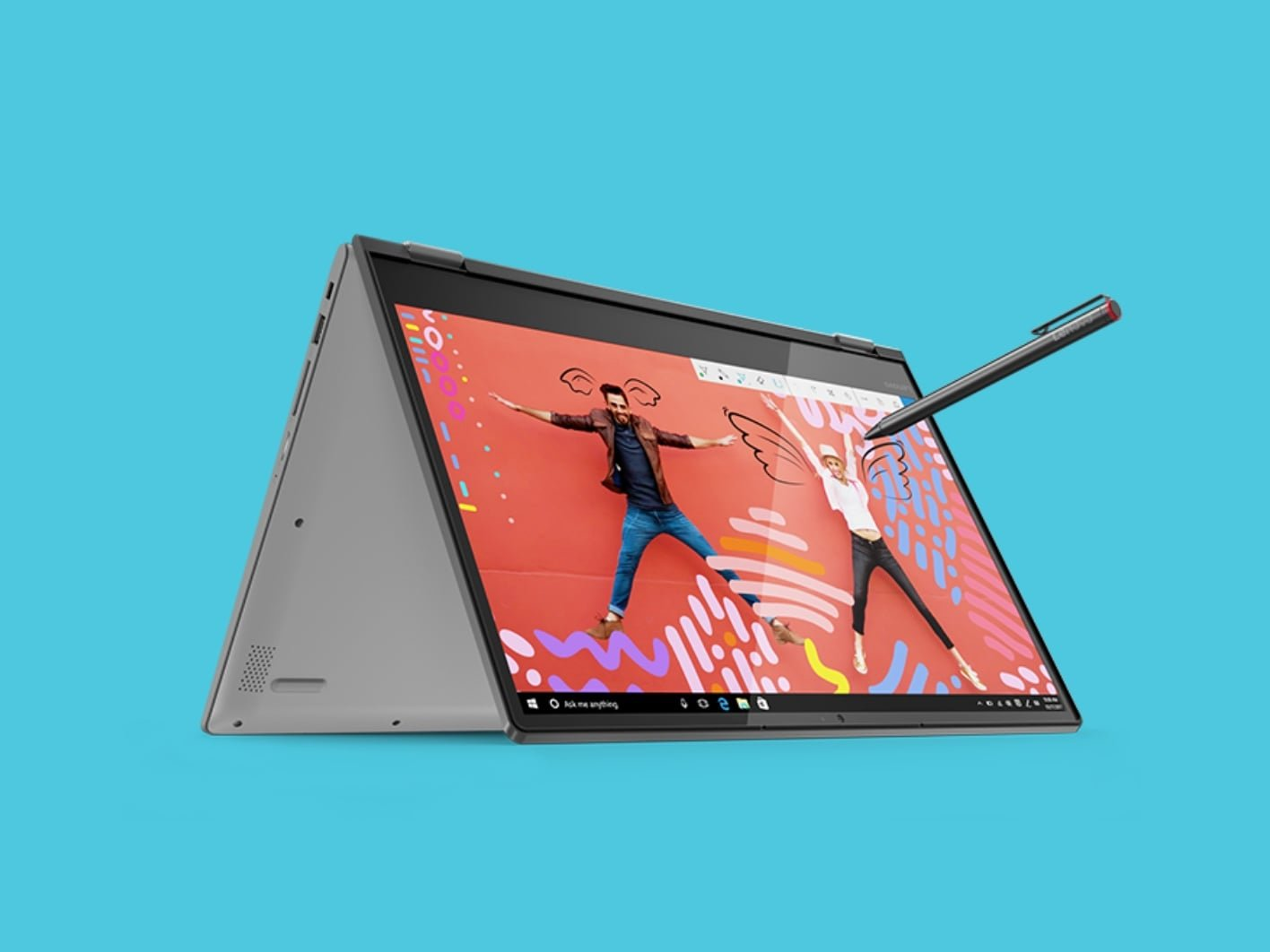 Lenovo Flex 14 Ultra-Thin 2-in-1 Laptop