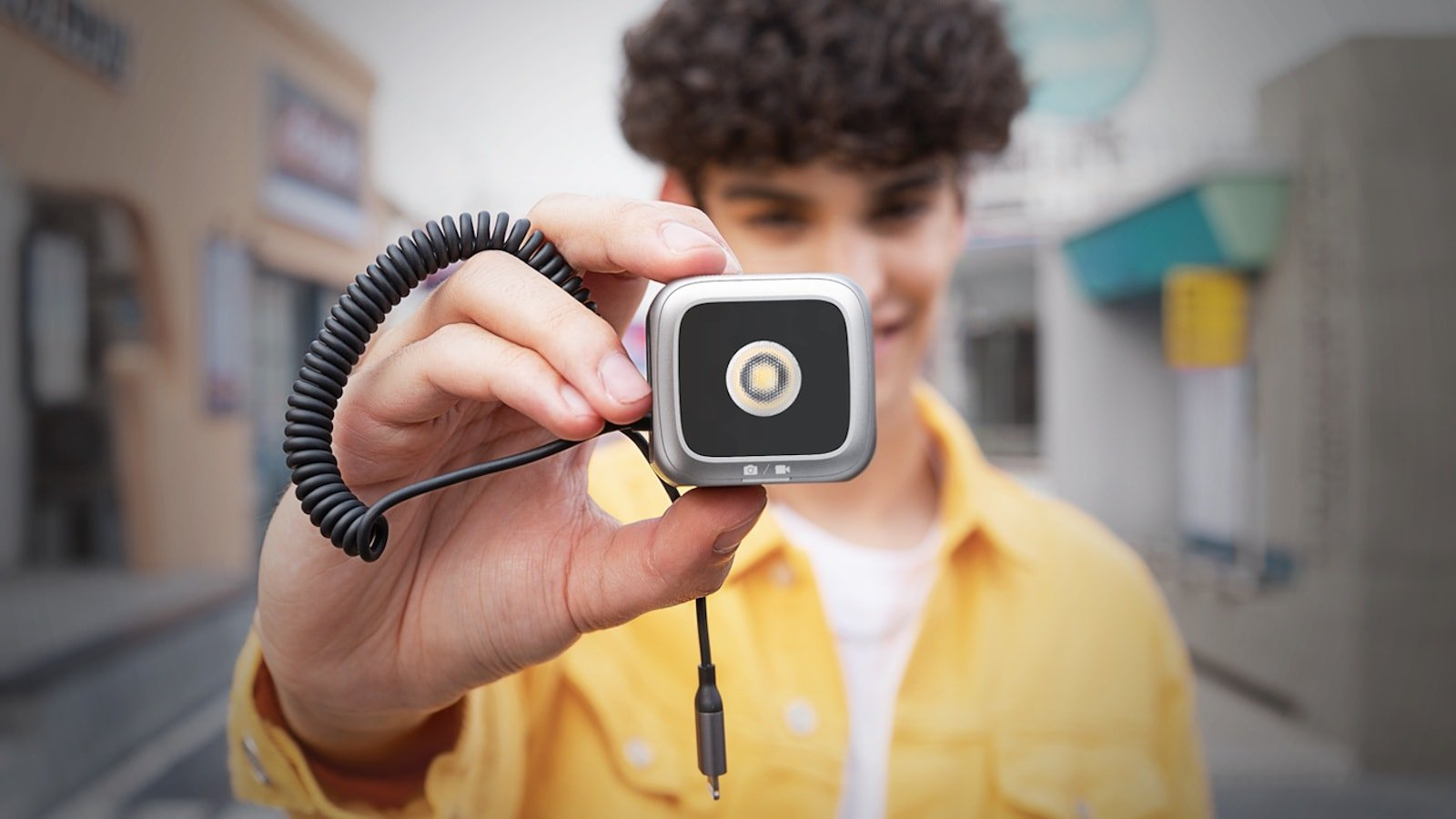 Anker iPhone LED Flash photography accessory has a super bright, long-range flash