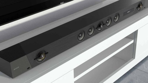 Sony HT-ST5000 Dolby Atmos Soundbar completely immerses you in 3D sound