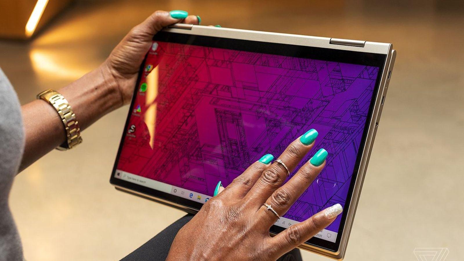Lenovo Yoga C740 Responsive Touchscreen Laptop looks sleek at an affordable price