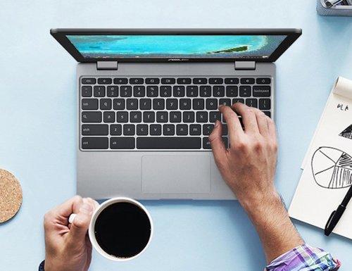 ASUS Chromebook Chrome OS Laptops