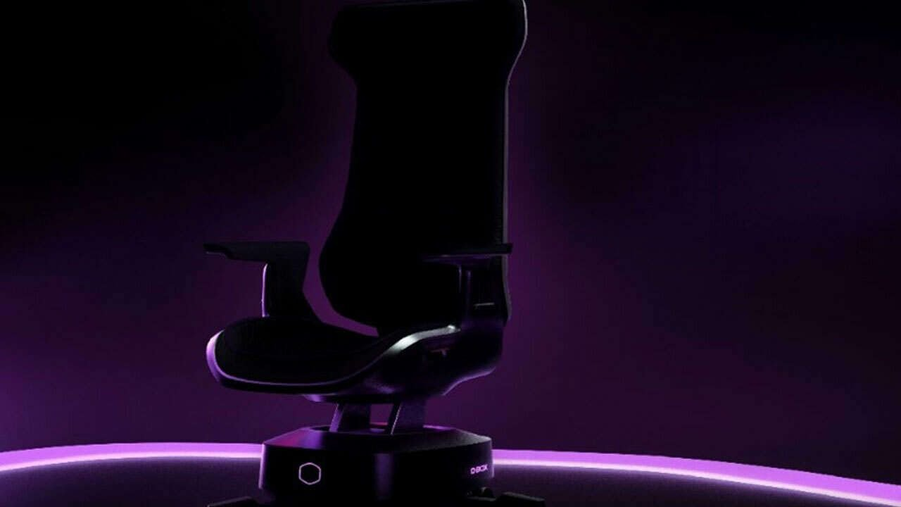 A Gaming Chair for $2000?!