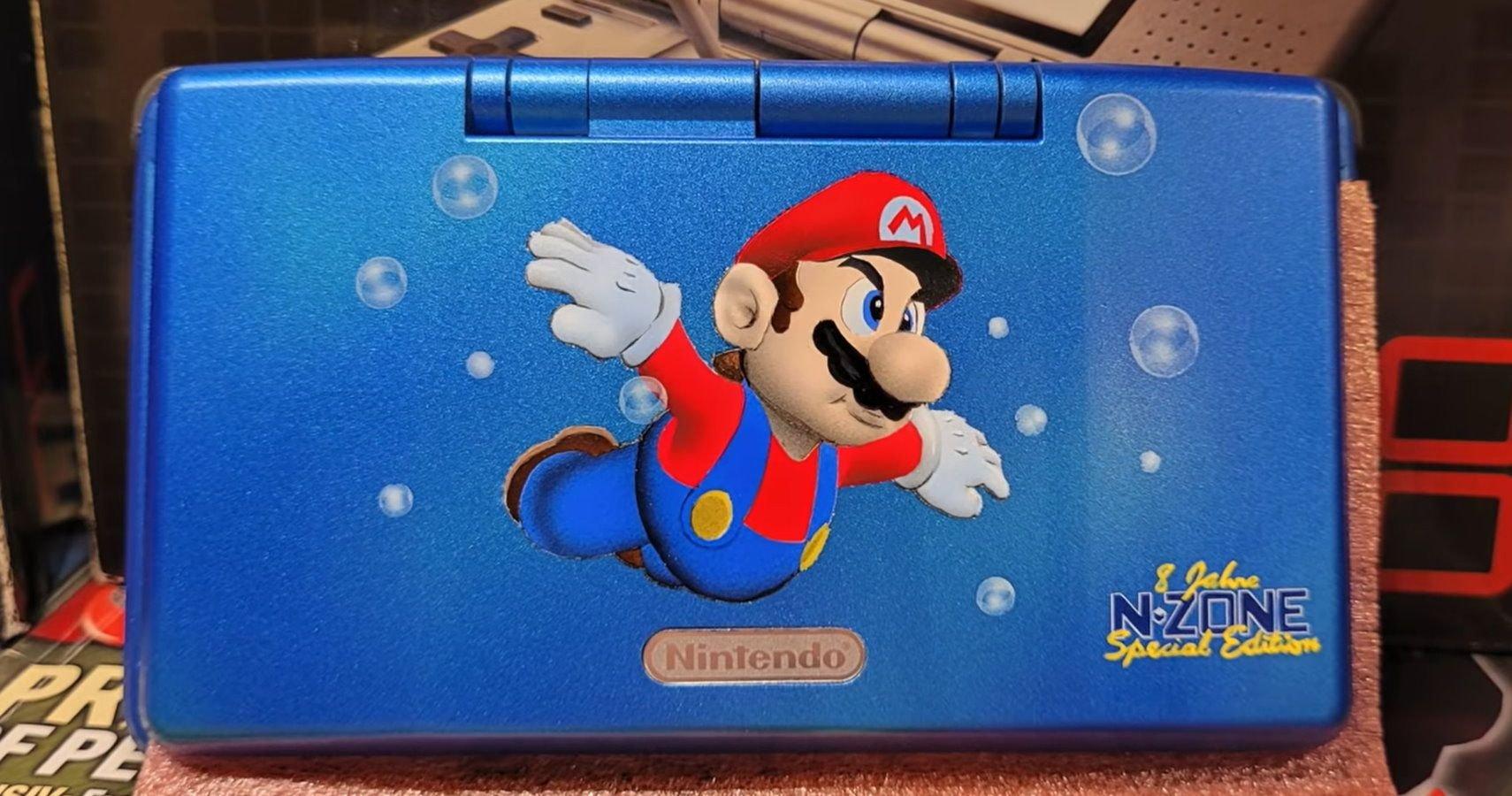 Video Shows Off Some Of Nintendo's Rarest Consoles