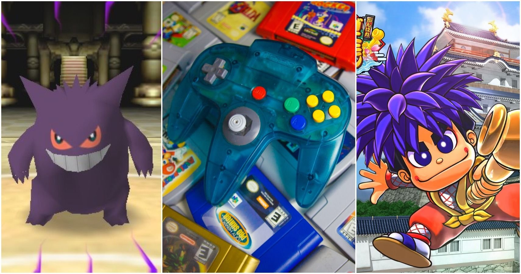 10 N64 Games That Never Got Re-Released (But Really Should Be)