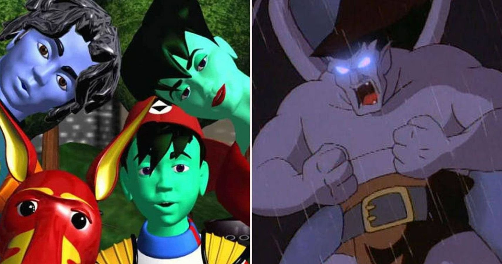 90s Cartoons You Watched But Can't Remember The Name Of