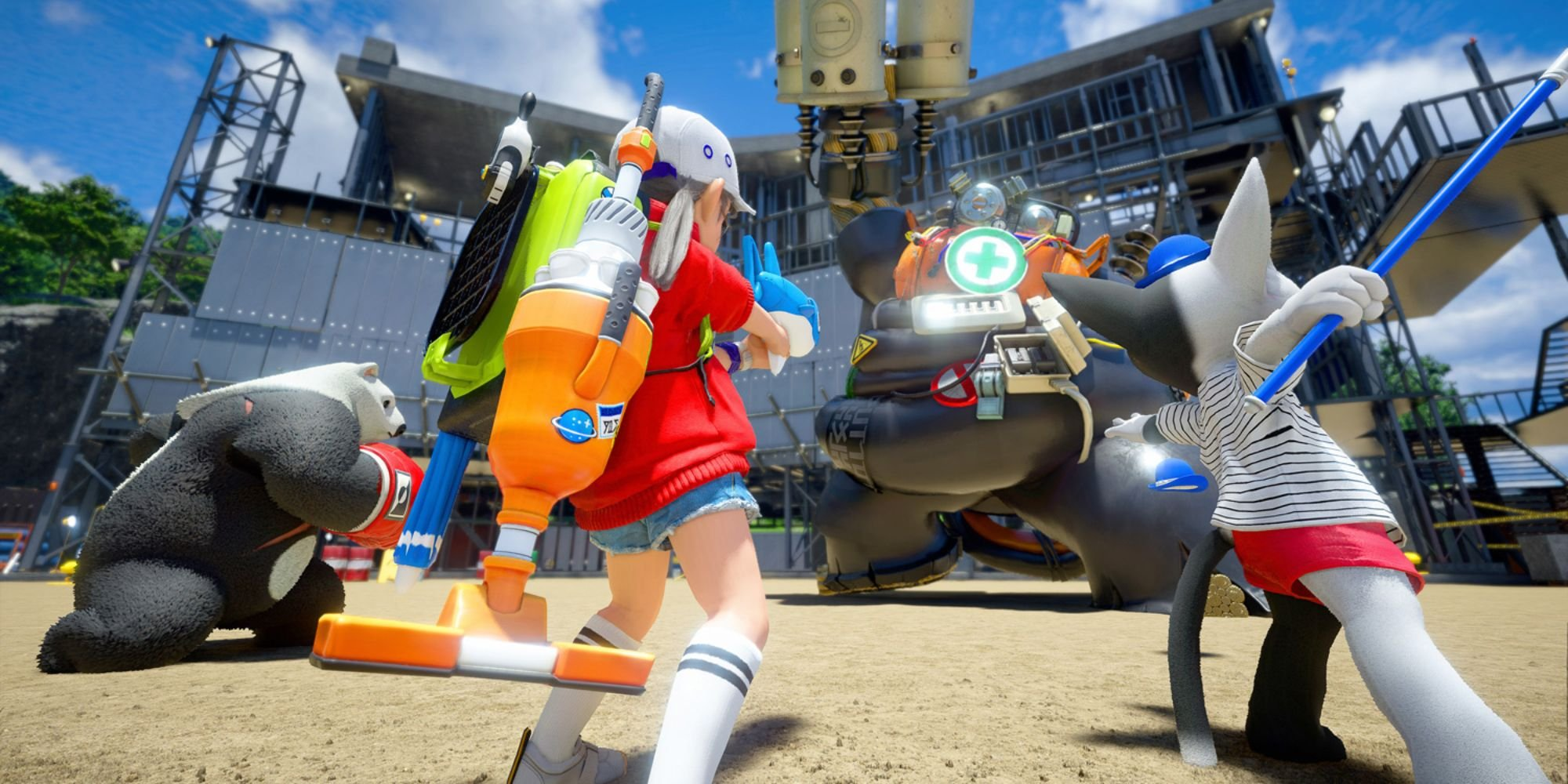 Pokemon-Like Action-Adventure Game Dokev Gets New Gameplay Trailer Showing Open World And Combat