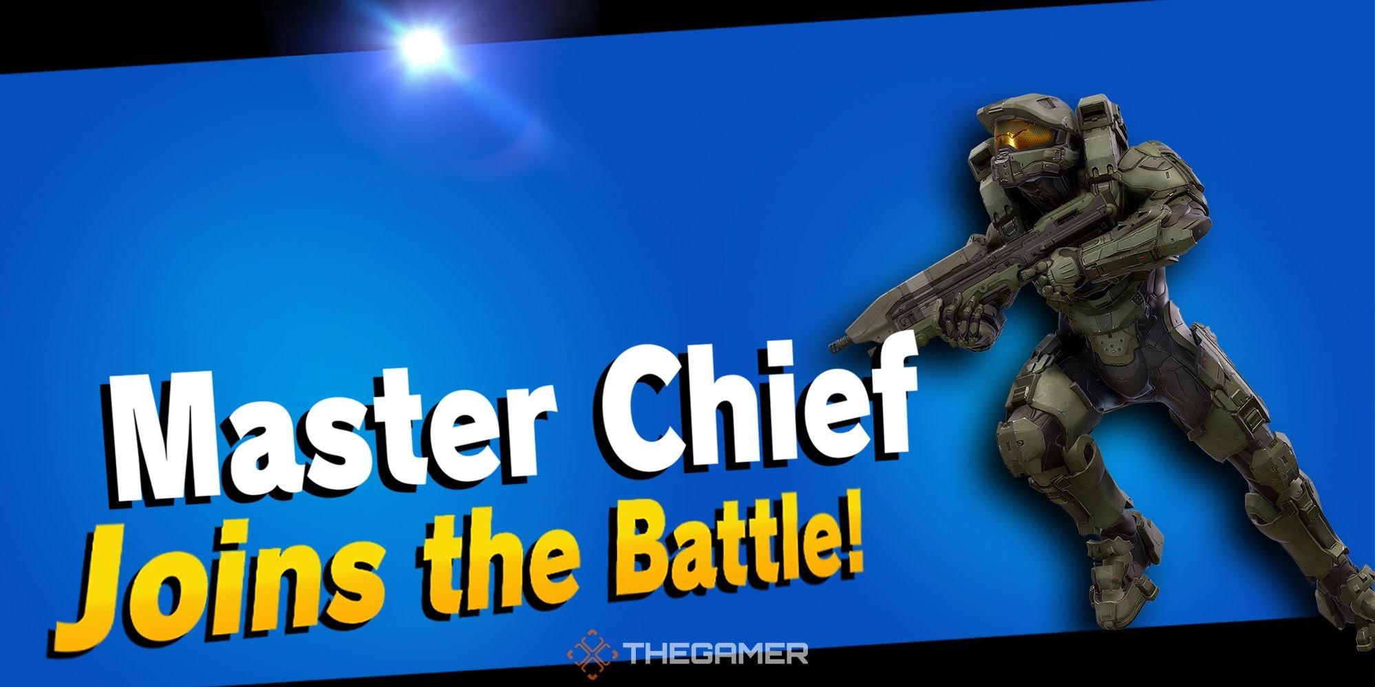 343 Industries Still Wants Master Chief In Super Smash Bros.