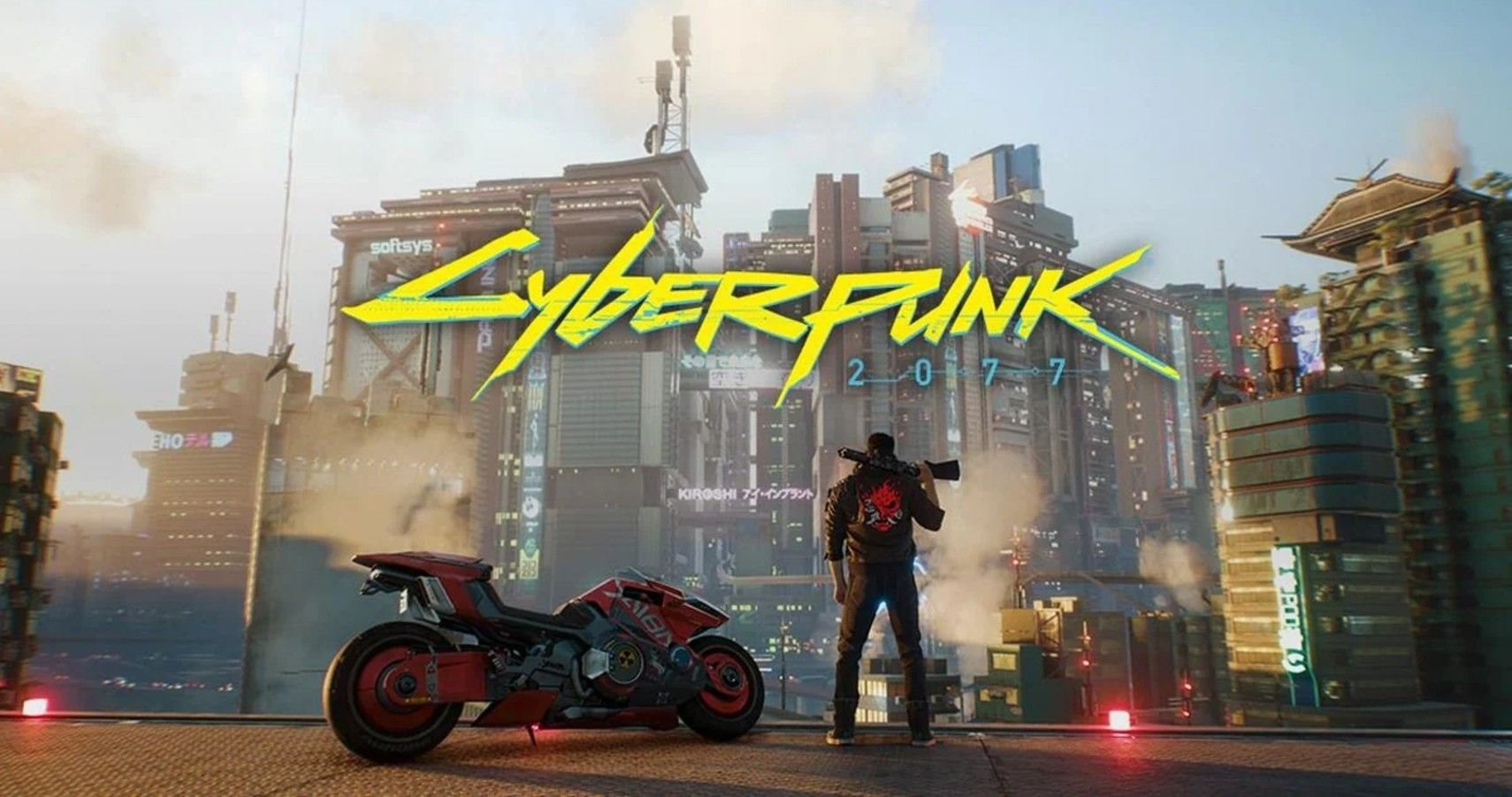 Cyberpunk 2077's PS4 Version Is Back On The PS Store