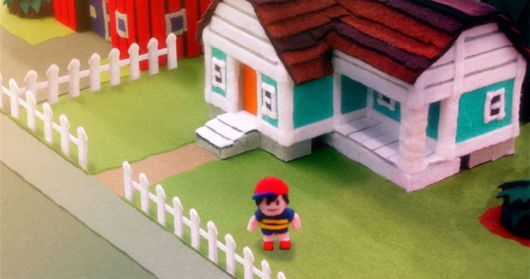 Concept Art For An EarthBound Game On The GameCube Has Been Revealed