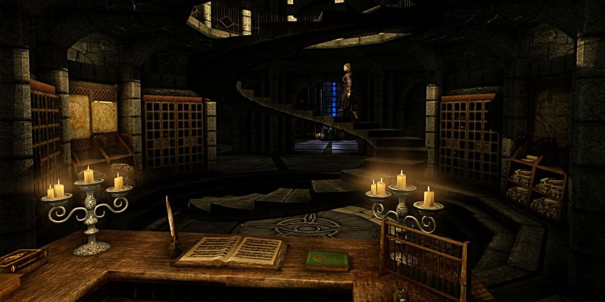 Skyrim: Everything You Need To Know About The Immersive College Of Winterhold Mod