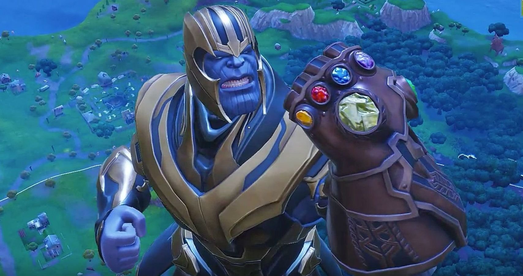 Josh Brolin Reacts To Thanos Dancing In Fortnite: 'I Don't Understand.'