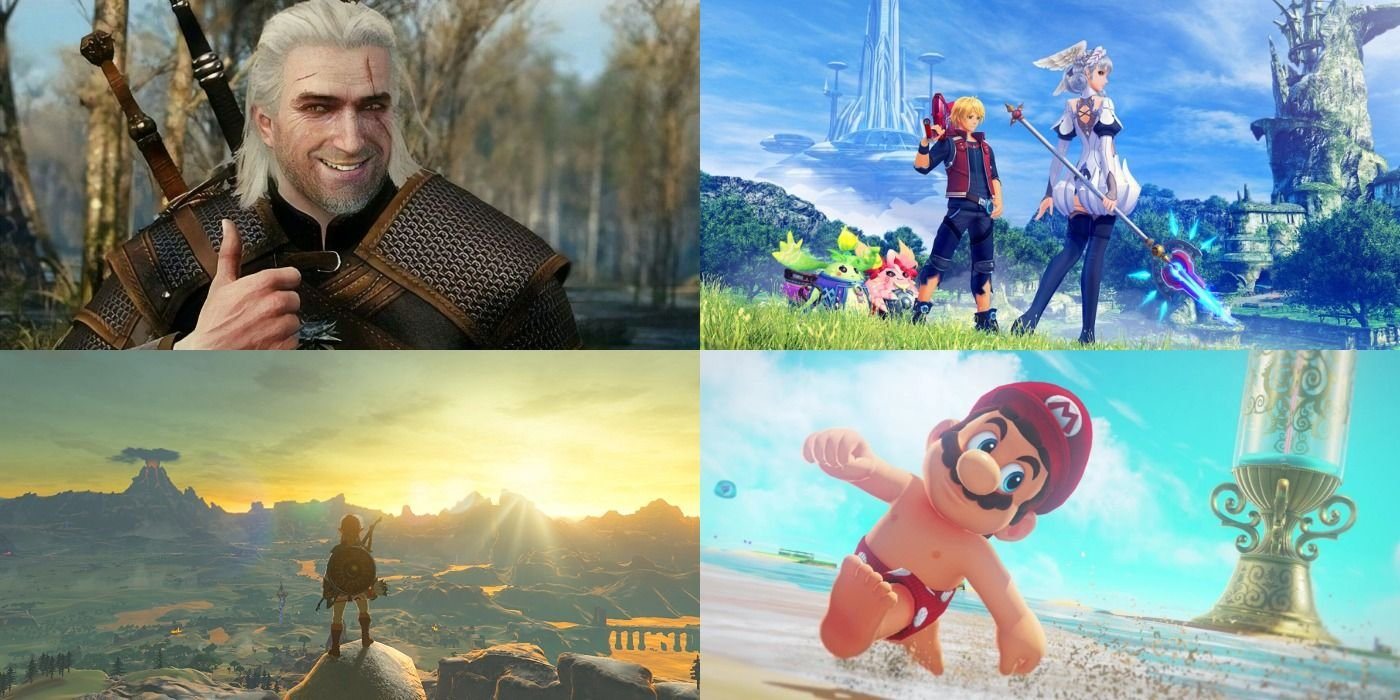 The 10 Best Open World Games On The Nintendo Switch (According to Metacritic)