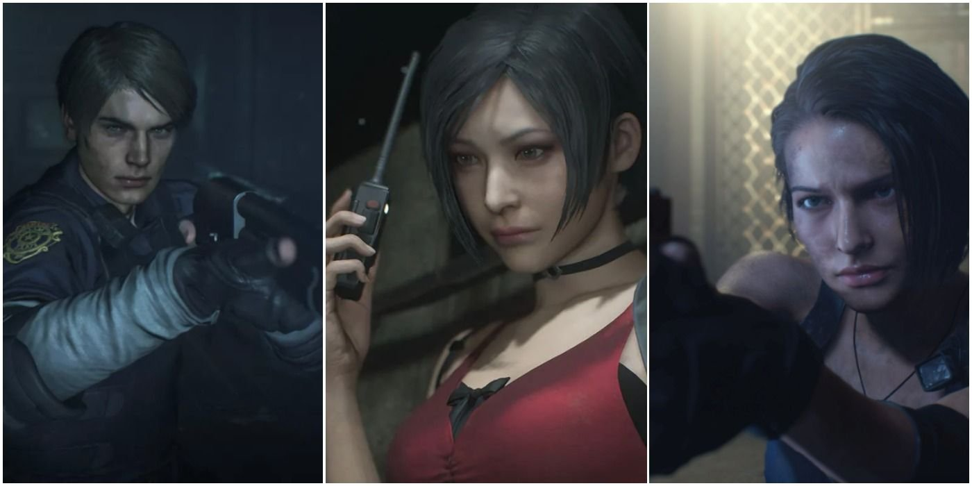 Resident Evil: Every Protagonist, Ranked According To Skill
