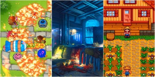 10 Most Therapeutic Games