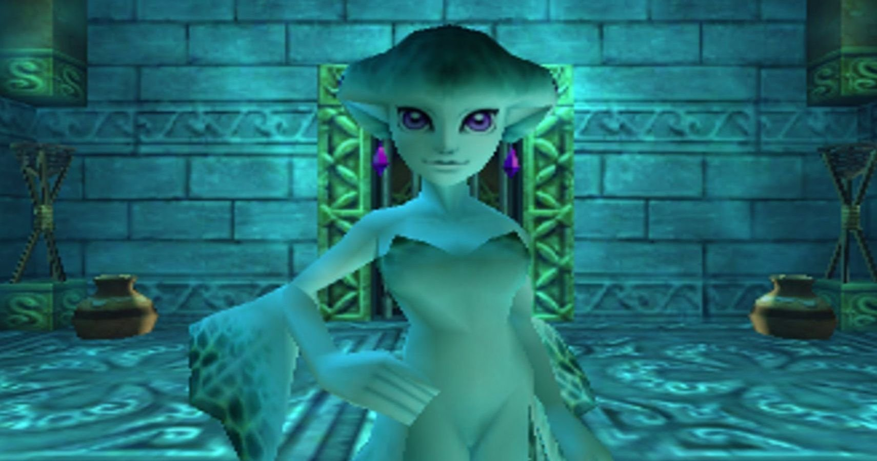 The Legend Of Zelda: 10 Facts You Didn't Know About Ocarina Of Time's Water Temple