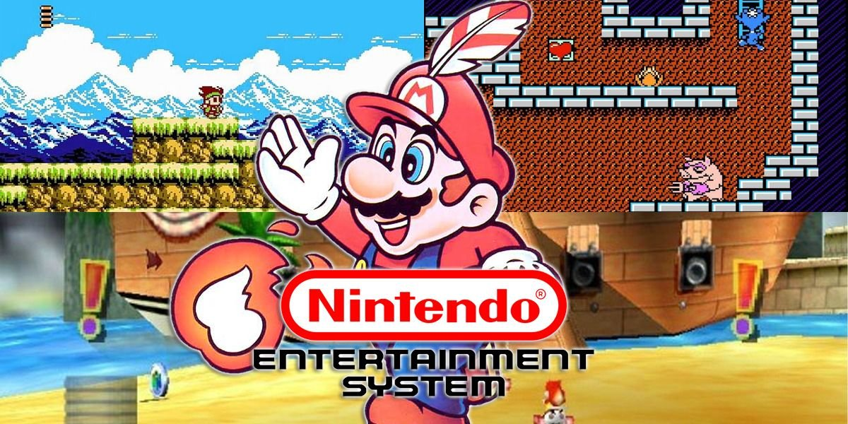 20 Forgotten Nintendo Games From The 90s